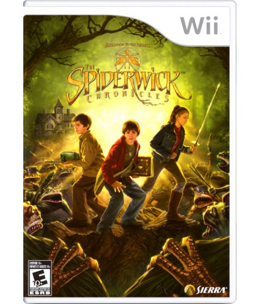 Spiderwick Chronicles (Wii)