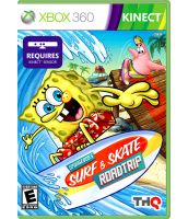 SpongeBob Surf & Skate Roadtrip [только для MS Kinect] (Xbox 360)