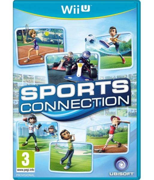 Sports Connection [русская версия] (Wii U)