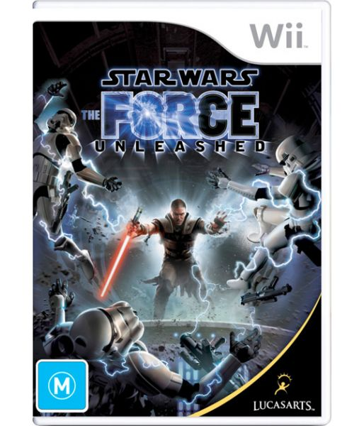 Star Wars: The Force Unleashed (Wii)