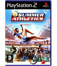 Летние игры 2008 [Summer Athletics] [русская документация] (PS2)