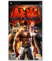 Tekken 6 [Essentials, Русская версия] (PSP)