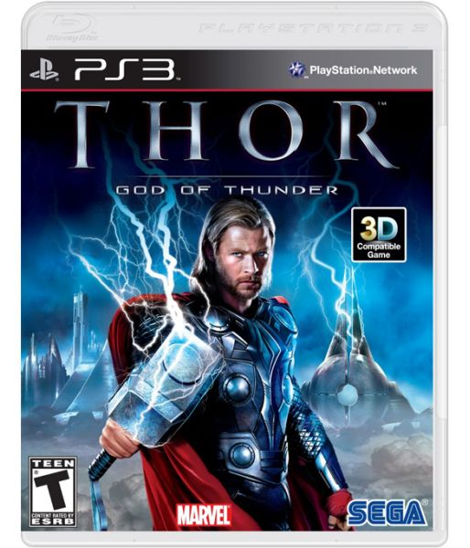 THOR: God of Thunder [с поддержкой 3D] (PS3)