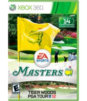 Tiger Woods PGA Tour 12: The Masters [английская версия] (Xbox 360)