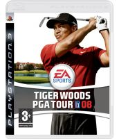 Tiger Woods PGA Tour 08 (PS3)