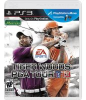 Tiger Woods PGA Tour 13 [с поддержкой PS Move] (PS3)
