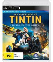 Приключения Тинтина: Тайна Единорога [с поддержкой PS Move, русская версия] (PS3)