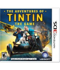 The Adventures of Tintin: The Game (3DS)