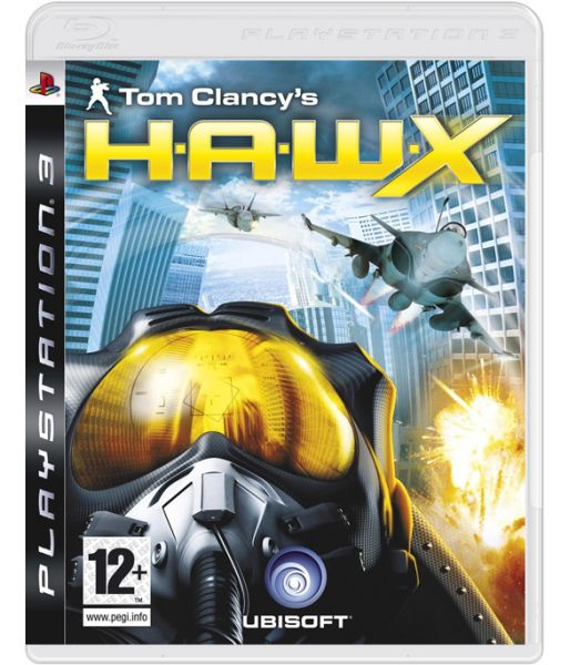 Tom Clancy's H.A.W.X. (PS3)