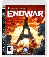 Tom Clancy's EndWar. Steelbook Edition [русская версия] (PS3)