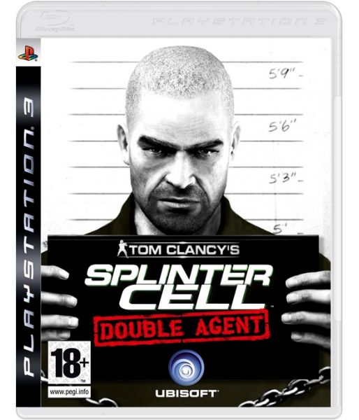 Tom Clancy's Splinter Cell: Double Agent (PS3)