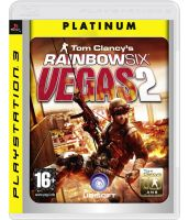 Tom Clancy's Rainbow Six: Vegas 2 [Platinum] (PS3)