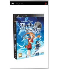 Legend Of Heroes: Trails In The Sky - Collector's Edition (PSP)