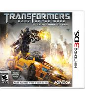 Transformers: Dark of the Moon Stealth Force Edition (3DS)