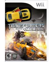 Transformers: Dark of the Moon. Stealth Force Edition (Wii)