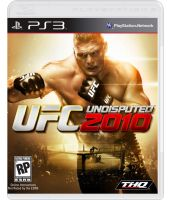 UFC 2010 Undisputed - GAME Exclusive Special Edition (PS3)