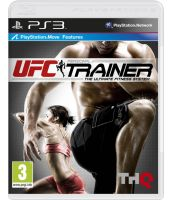 UFC Personal Trainer: The Ultimate Fitness System [рус. док. + ножной ремень, для PS Move] (PS3)