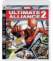 Marvel Ultimate Alliance 2 Jean Grey Edition (PS3)
