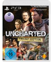 Uncharted Trilogy [русская версия] (PS3)