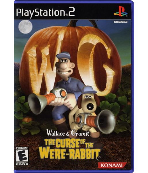 Wallace & Gromit: the Curse of the Were-Rabbit (PS2)