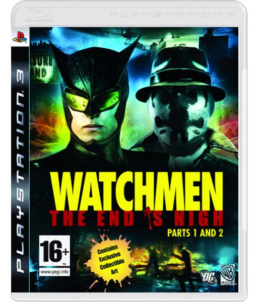Watchmen The End is Nigh (PS3)