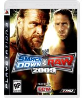 WWE Smackdown vs Raw 2009 (PS3)