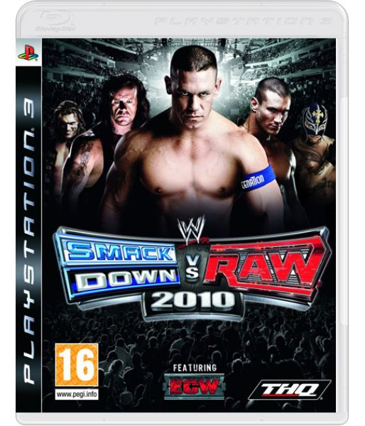 WWE Smackdown vs Raw [Platinum] (PS3)