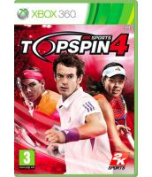 TopSpin 4 (Xbox 360)