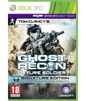 Tom Clancy's Ghost Recon Future Soldier. Signature Edition [русская версия] (Xbox 360)