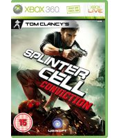 Tom Clancy's Splinter Cell: Conviction [Русская версия] (Xbox 360)