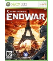 Tom Clancy's EndWar. Steelbook Edition [русская версия] (Xbox 360)