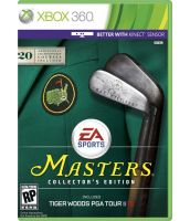 Tiger Woods PGA Tour 13 Masters Collectors Edition [с поддержкой MS Kinect] (Xbox 360)