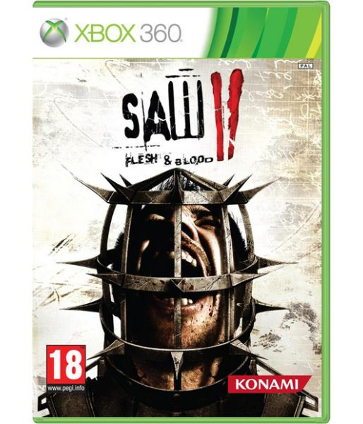 SAW II: Flesh & Blood (Xbox 360)