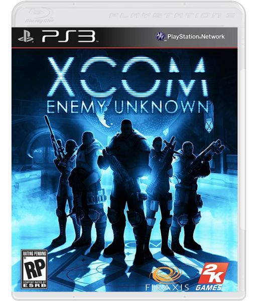 XCOM: Enemy Unknown [Русская версия] (PS3)