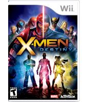 X-Men Destiny (Wii)