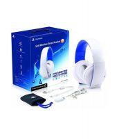 Наушники беспроводные белые Sony PS4/PS3/PS Vita (CECHYA-0083) (PS4)