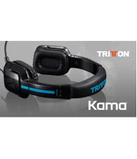 Наушники с микрофоном Tritton Kama Stereo Headset - Black PS4/PS Vita (TRI906390002/02/1) (PS4)