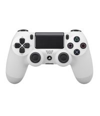 Геймпад Sony DualShock White (CUH-ZCT1E) (PS4)