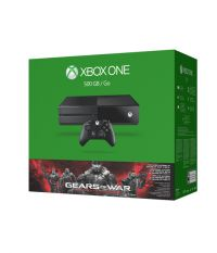 Xbox One 500GB (5С6-00110) + код Gears of War