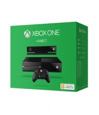 Xbox One 500GB (7UV-00126) + cенсор Кinect 2.0 + Dance Central Spotlight