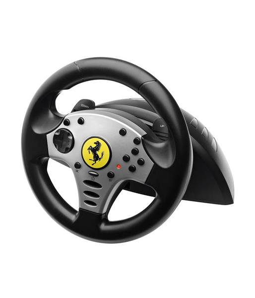 Руль Thrustmaster Ferrari Challenge Wheel, PC,PS3 (2960702) (PC/PS3)