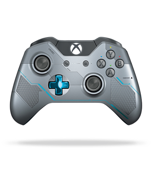 Геймпад беспроводной Halo5 Guardians Wireless Gamepad (GK4-00007) (XboxOne)