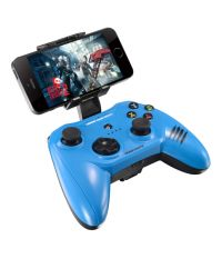Геймпад Mad Catz C.T.R.L.i Mobile Gamepad - Gloss Blue для iPhone и iPad (MCB312630A04/04/1) (iPhone/iPad)