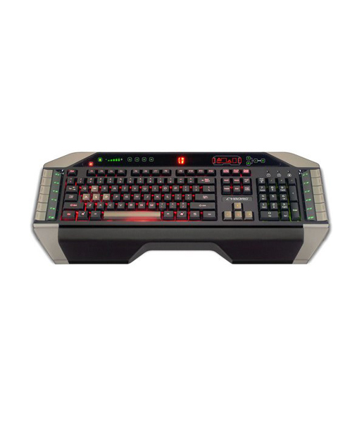 Клавиатура Mad Catz V.7 Keyboard игровая US/Rus (MCB43107N0B2/04/1) (PC)