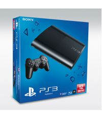 PlayStation 3 12 GB Super Slim  (CECH-4308A)