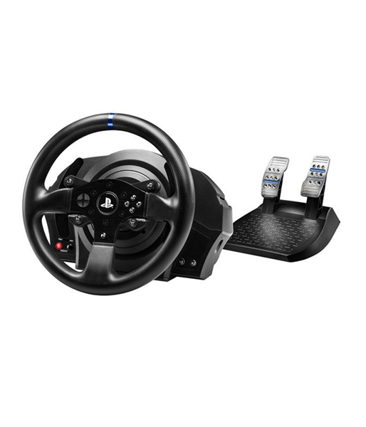 Руль Thrustmaster T300 RS EU Version (4160604) (PS4/PS3)
