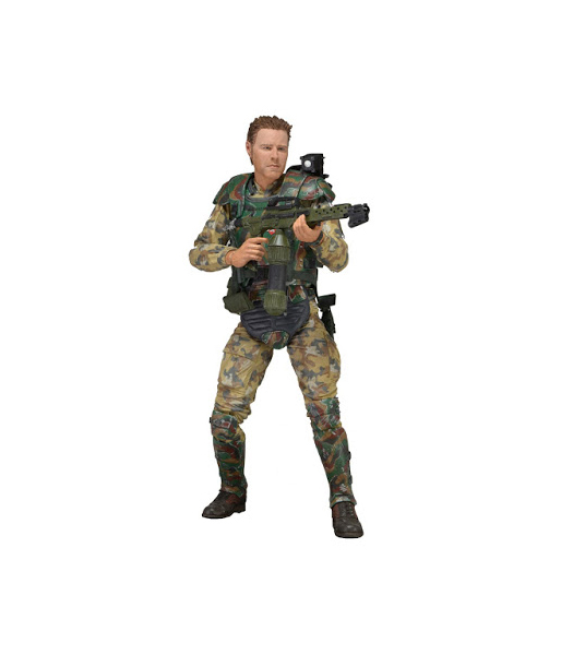 "Фигурка ""Aliens 7"" Series 2 - Sgt. Windrix (Neca)"