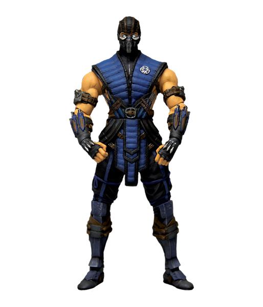Фигурка Mortal Kombat X. Sub-Zero 15 см