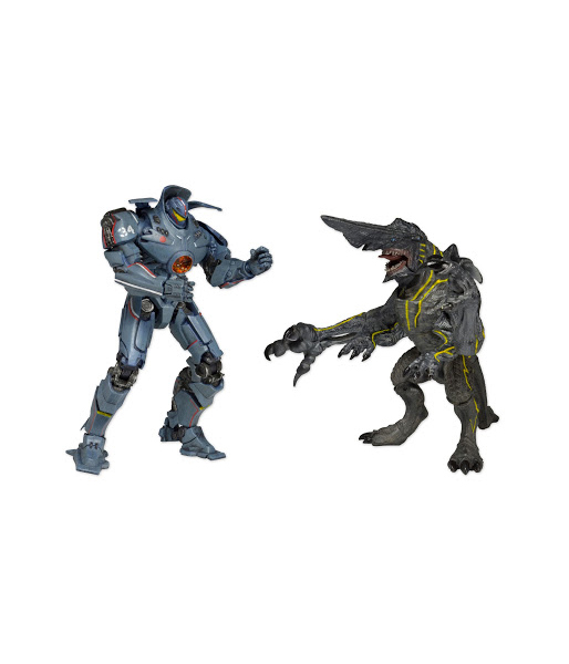 "Фигурка ""Pacific Rim 7"" Gipsy vs. Knifehead 2 Pack (Neca)"