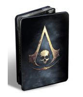 Assassin's Creed IV Black Flag Skull Edition [Русская Версия] (Xbox 360)